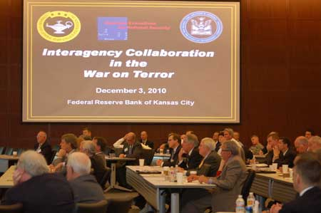 Interagency Collaboration in the War on Terror Symposium