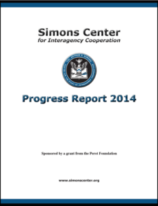 2014 Progress Report
