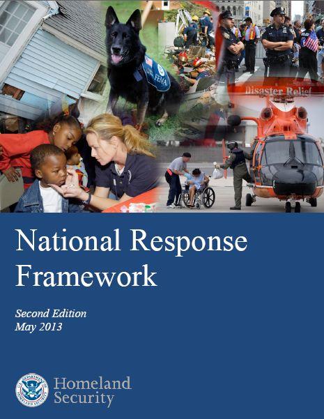 FEMA releases disaster response frameworks