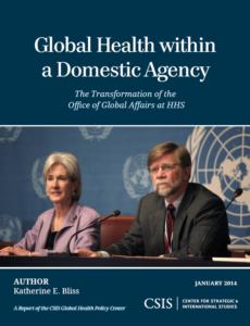 Global Health - CSIS - jan 2014