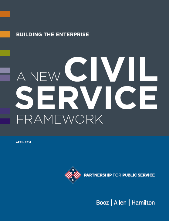 Report proposes new civil service framework
