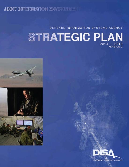DISA releases 2014-2019 strategic plan