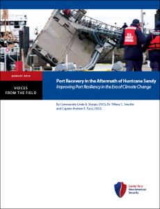port resiliency - cnas