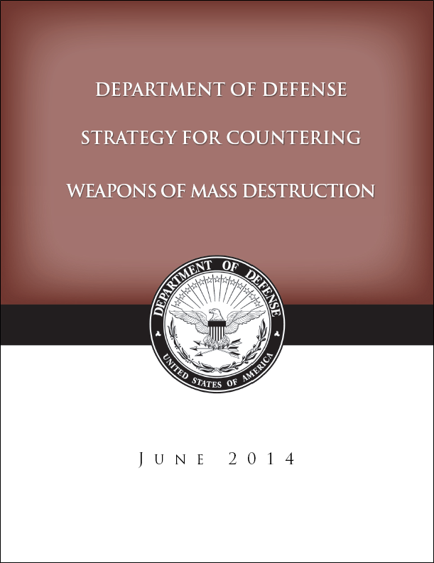 DoD updates strategy for countering WMDs