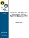 IAP no. 16W - June 2015