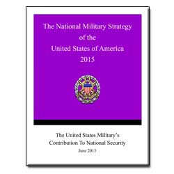 Updated National Military Strategy released