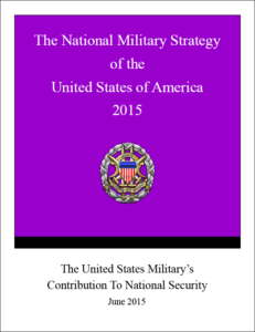 National Military Strategy - 2015