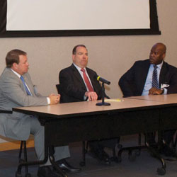 Simons Center Hosts Cybersecurity Roundtable