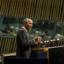 President urges whole-of-government approach to U.N.