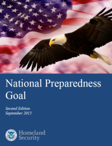 National Preparedness Goal 2015