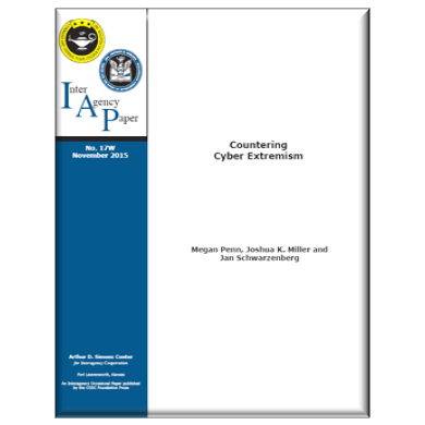 IAP 17W (November 2015) Countering Cyber Extremism
