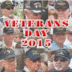 Veterans Day – Thank you to all who served
