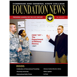 Foundation News – No. 19/Fall 2015