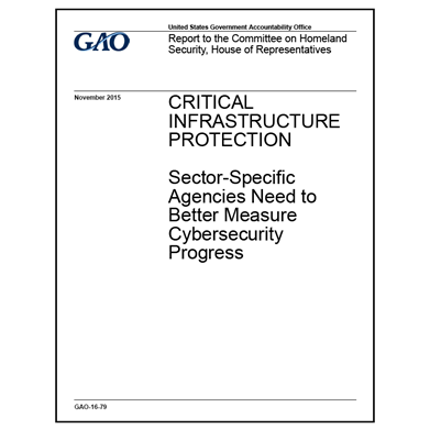 Report reviews collaboration for critical infrastructure cybersecurity