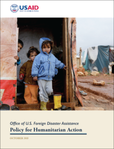 Policy for Humanitarian Action