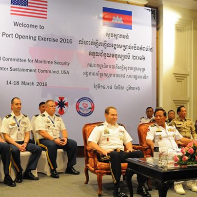 Indo-Asian partners take part in disaster response exercise