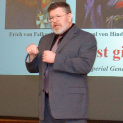 Pershing Lecture Series continues with look at the Battle of Verdun