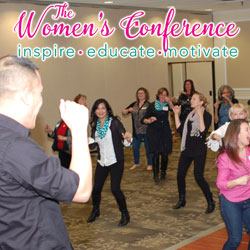 Foundation hosts women's conference