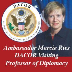 Former ambassador to Bulgaria visits CGSC, USM