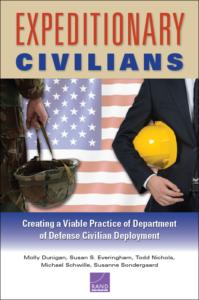 Expeditionary Civilans - DoD Civ Deployment