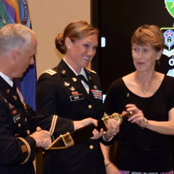Civil Affairs officer garners distinguished SOF student award
