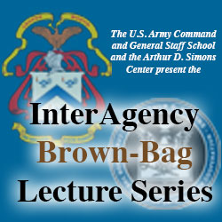 InterAgency Brown-Bag Lectures return for AY 2018