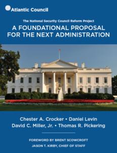 Foundational Report  - June 2016