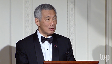 Click the image above to read the full transcript and watch a video of Loong's remarks on the Washington Post website.