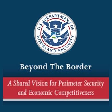 DHS reviews U.S./Canada border security