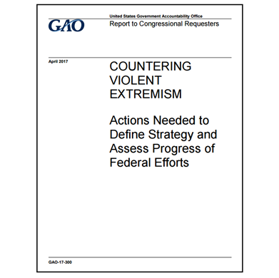 Report recommends cohesive CVE strategy for DHS, DOJ
