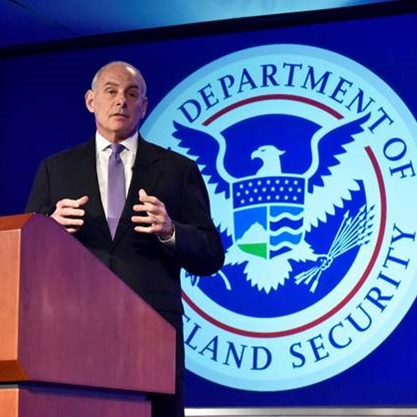 Kelly calls for more cooperation, 'heavy artillery' in cyber
