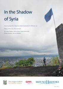 Shadow of Syria - Hague - April 2017