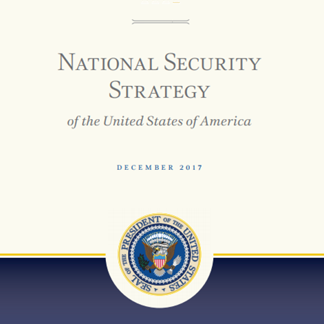National Security Strategy released