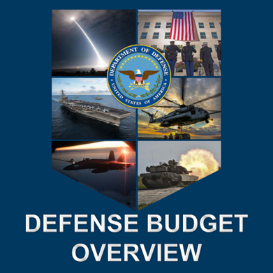 DoD releases FY 2019 Budget Proposal