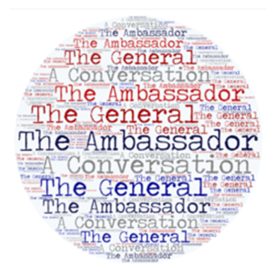 "Amb. McCarthy hosts ""The General and the Ambassador"" podcasts"