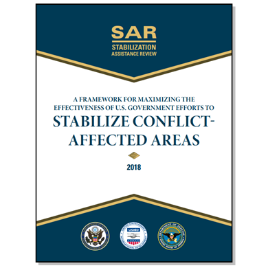 Stabilization Assistance Review released