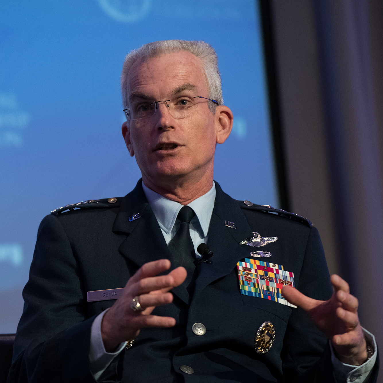 DoD, USAID leaders speak on humanitarian efforts