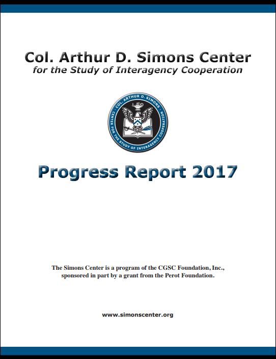 2017 progress report