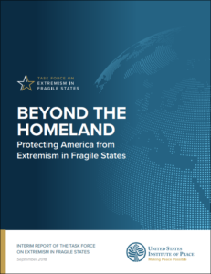 Beyond the Homeland - Sept. 2018