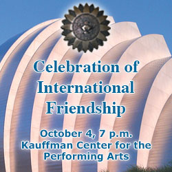 2018 Celebration of International Friendship – Oct. 4
