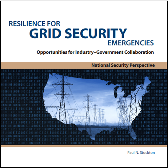 Cyber weapons and power grid security subject of report