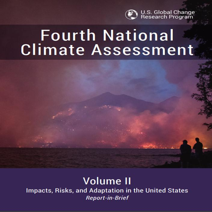 Government climate change report released
