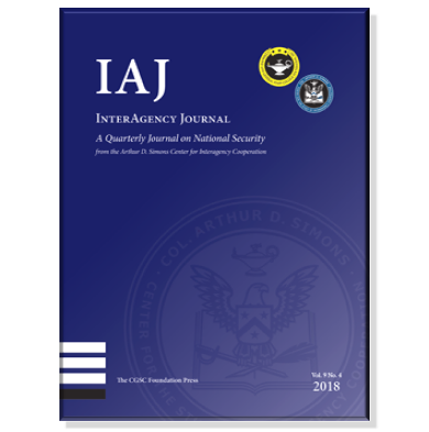 InterAgency Journal 9-4