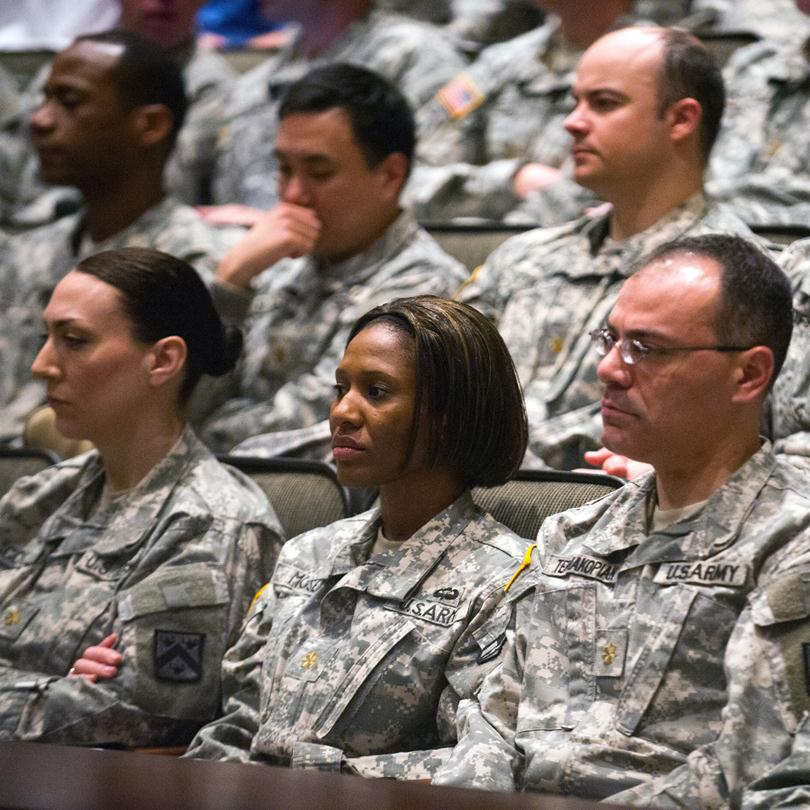 U.S. Army Increases Rigor at the Command and General Staff College