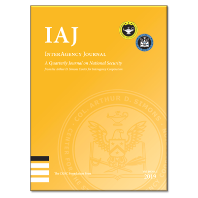 InterAgency Journal 10-1
