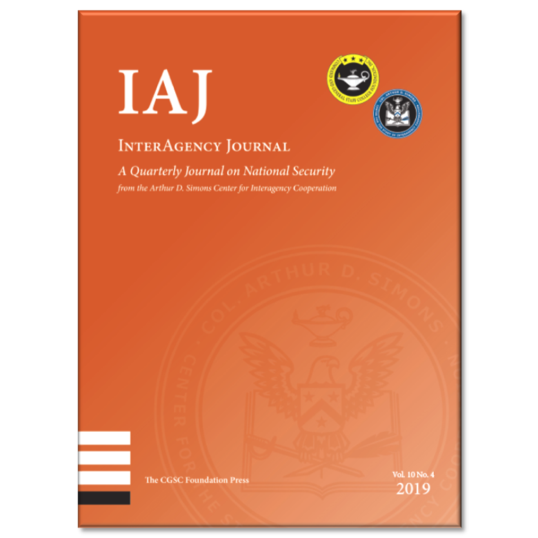 InterAgency Journal 10-4