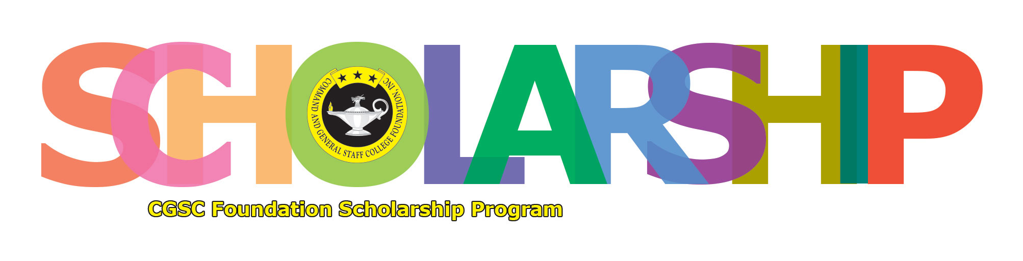 CGSCF Scholarship Program logo