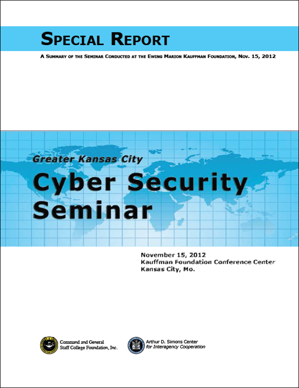 Special Report: Greater Kansas City Cyber Security Seminar