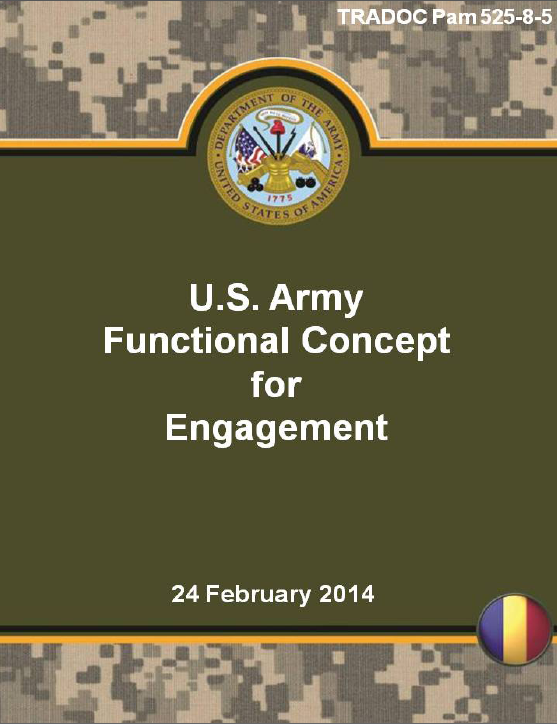 Army pamphlet calls for interagency partnerships