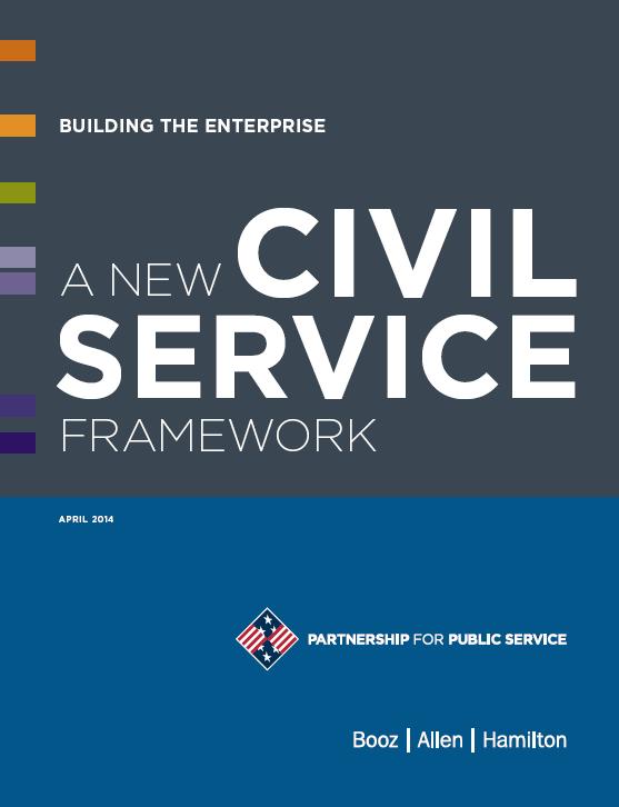 Report proposes new civil service framework